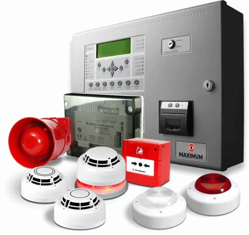 Fire Alarm Systems Maximum Fire Amp Security